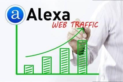 Cara Cepat Menaikan Peringkat Alexa Rank