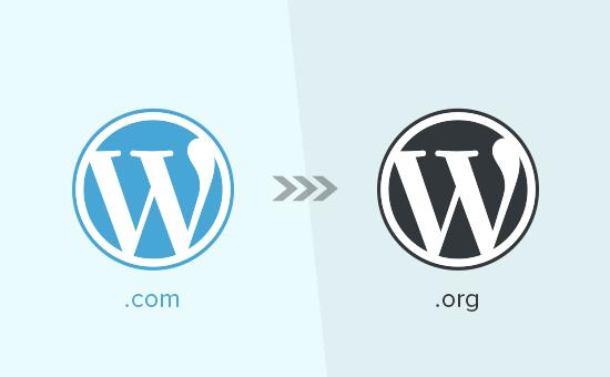 Sudah Tau Perbedaan Wordpress.com dan Wordpress.org