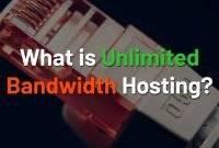 Pengertian Dari Bandwidth Unlimited Hosting