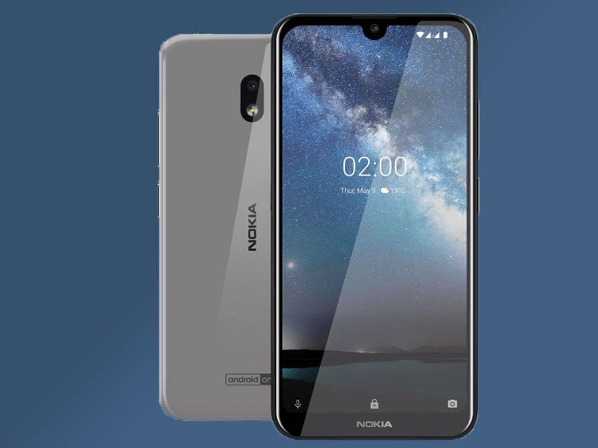 Nokia 2.2 Rilis