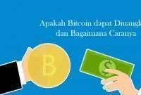 Apakah Bitcoin dapat Diuangkan dan Bagaimana Caranya